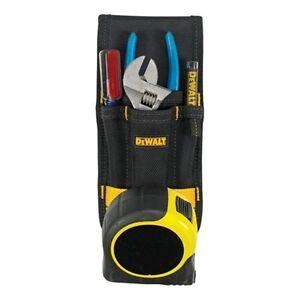 DeWalt DG5173 Heavy-Duty Plier Wrench Hand Tool Belt Pouch Holster Holder Sheath