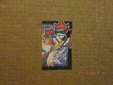 MLB Toronto Blue Jays Vintage 1997 Team Logo Baseball Pocket Schedule