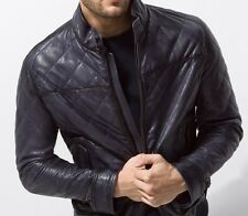 Massimo Dutti Leather Coats &amp Jackets for Men | eBay