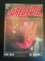 Daredevil ~ Softcover ~ Marvel Comics Group ~ Frank Miller ~ Sienkiewicz ~ 1986