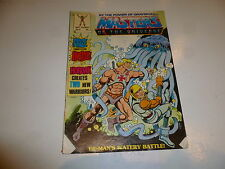 "MASTERS OF THE UNIVERSE ""He-Man"" Comic - No 31 - Date 1987 - Mattel Comics"