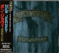 Bon Jovi ‎- New Jersey, JAPAN CD OBI +1 Bons_PHCR-1143