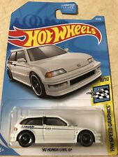 2019 Hot Wheels Super Treasure Hunt— '90 Honda  Civic EF
