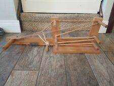 Schacht Spindle Inkle Loom Weaving Sewing Crafting Wood Frame Needlecrafts