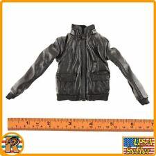 Olivia Dunham Fringe - Female Leather Jacket - 1/6 Scale - DID Action Figures