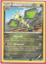 POKEMON VIBRAVA 98/149 BOUNDARIES CROSSED NON COMUNE THE REAL_DEAL SHOP