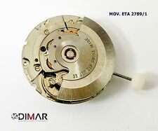 MOVEMENT ETA 2789/1 DOESN'T DIAL, WITHOUT DISK  WEEKEND AUTOMATIC