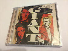 GIANT (Dimitri Tiomkin) OOP La-La Ltd (3000) Score OST Soundtrack 2CD SEALED