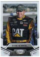 2016 Panini Certified NASCAR Racing #16 Ryan Newman