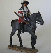 Soldat plomb Capitaine des Mousquetaires vers 1670 France Del Prado collection