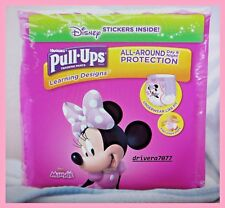 Disney Pull-Ups Learning Designs Training Pants for Girls 4T-5T - 18 count Lot 2