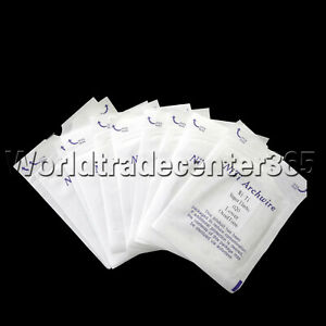 10 Pack Dental Orthodontic Super Elastic Niti Round Arch Wire Ovoid Form 10 Size
