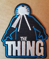 The Thing Movie Logo Horror embroidered Patch 3 1/2 inches