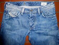 Diesel Larkee 008AT 8AT w34/L36 34/36 Herren Jeans Regular Straight Hose Vintage