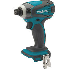 Makita XDT04Z LXT 18V 1/4-inch Hex Lithium-ion Impact Drill Driver, Bare Tool