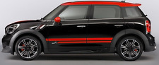 Mini Countryman R60 Side stripes Decal Set. Non OE. Colours. (ALL4 Style)