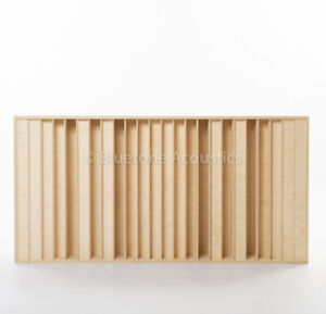 Acoustic Diffuser QRD N23, Wooden Acoustic Panel