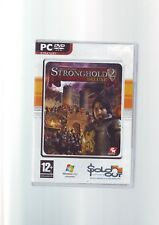 STRONGHOLD 2 DELUXE - EXTRA MAPS, CASTLES, MODE etc - PC GAME - COMPLETE