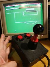 Joystick EDIERRE X Commodore 64 Amiga 500 600 1200 C64 ARCADE SENSIBLE SOCCER