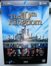 10Th Kingdom - 3dvd box -Platinum miniserie - nieuwstaat