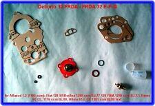 ALFASUD, FIAT 128, ritmo, DELLORTO 32 FRDA, carburatore REP. K.