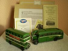 Corgi Classics : The Provincial Set : AEC Regal Coach & Bus : Gosport & Fareham