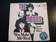 Vinyl7 inch The Doors You Make Me Real German Press 1970 gut