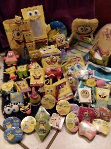 spongebob rare, gigantic toys lot