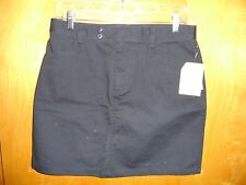 Womens Polo Ralph Lauren Navy Skirt - 10 - NEW