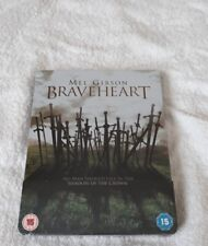 Braveheart Steelbook New and Sealed UK