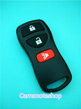 NISSAN PATHFINDER XTRAIL TIIDA 350Z MURANO Remote Key Fob Shell Case