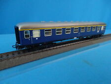 Marklin 4051 DB Express Coach 1 kl. Blue Tin Plate