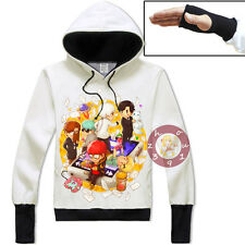 Game Mystic Messenger Pullover Jacket Cosplay Hoodie Unisex Coat Gift#FF-A15