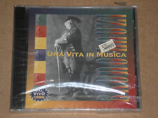 BRUNO LAUZI - UNA VITA IN MUSICA - CD SIGILLATO (SEALED)