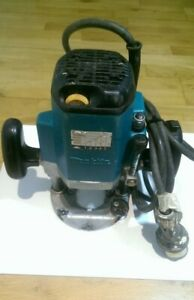 """Makita 3612C Router: 1/2"""" Collet - 110V A"""