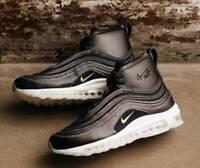 Nike Air Max 97 Mid RT Riccardo Tisci 913314-001 Herren Schuhe Neu Schwarz Gr.36