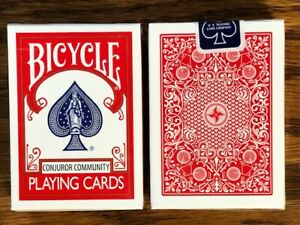 12 DECKS Bicycle Conjuror Community (CC Club) playing cards