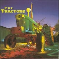 The Tractors - Self Titled CD Free Shipping In Canada