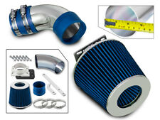 Sport Air Intake System + Dry Filter For 86-89 Toyota Celica 2.0 Non-Turbo L4 NA