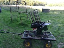 Bowmans Automatic Clay Pigeon Trap Used Good Working Condition Shooting Sporting