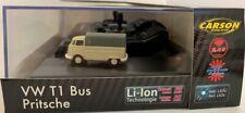 Carson 1 87 VW T1 Bus À Plateau 2 4ghz GHz 100 RTR Adapté F.h0