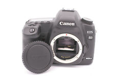 Canon EOS 5D Mark II 21.1MP 3''Screen Digital SLR Camera - Shutter Count : 7233