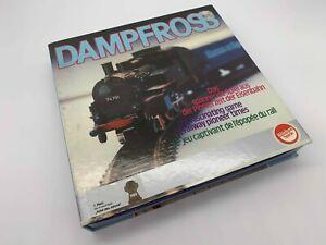 Dampfross - Blütehorn - Brettspiel - top Zustand 1980 - Strategie - vollständig