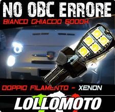 LAMPADA 12V T20 7443 18LED 5050 SMD W21W LAMPADINA CANBUS XENON AUTO CAMPER MOTO