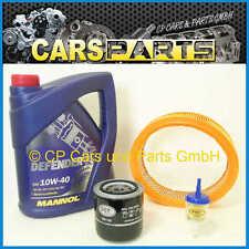 Luftfilter, Filtro de aceite, gasolina, 5L Aceite Motor 10W-40 - LADA Niva 1600