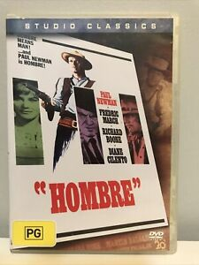 Hombre - DVD (Brand New Sealed)