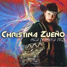 Zueno, Christina : Primera Vez CD
