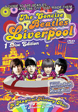 A MAGICAL HISTORY TOUR - THE CONCISE BEATLES' LIVERPOOL (NEW DVD)