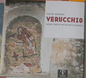 VERUCCHIO GUIDA STORICO ARTISTICA ILLUSTRATA Bernardi PAZZINI provincia Rimini