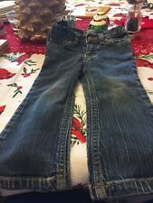 Blue Jeans For Girl, Size 2t, Childrens Place Brand